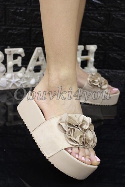 Дамски чехли