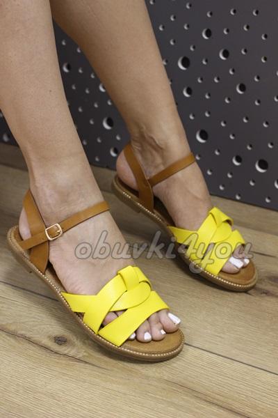 Дамски сандали